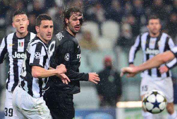 En el otro partido del día, la Juventus tenía medio boleto ante Celtic,...