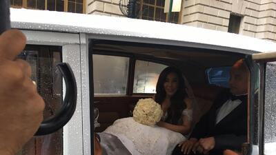 Fotos exclusivas de la boda de Gelena Solano y Steve Cutuli