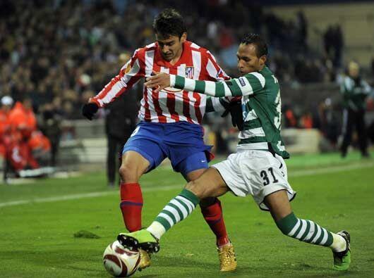Dieron inicio los Octavos de Final de la Liga Europa y Atlético de Madri...