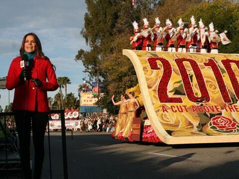 Univision dio la bienvenida al 2010 con la primera transmisión de...