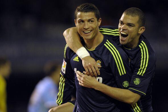 'CR7' es el jugador que no para de marcar para el Madrid y sus goles mar...