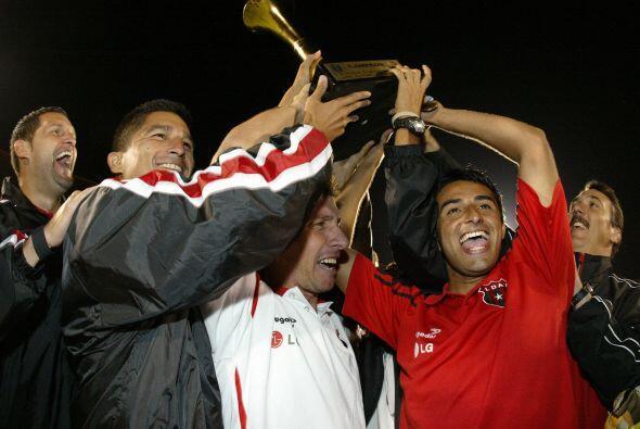 Alajuelense quedó campeón al vencer a Herediano en tanda de penales.