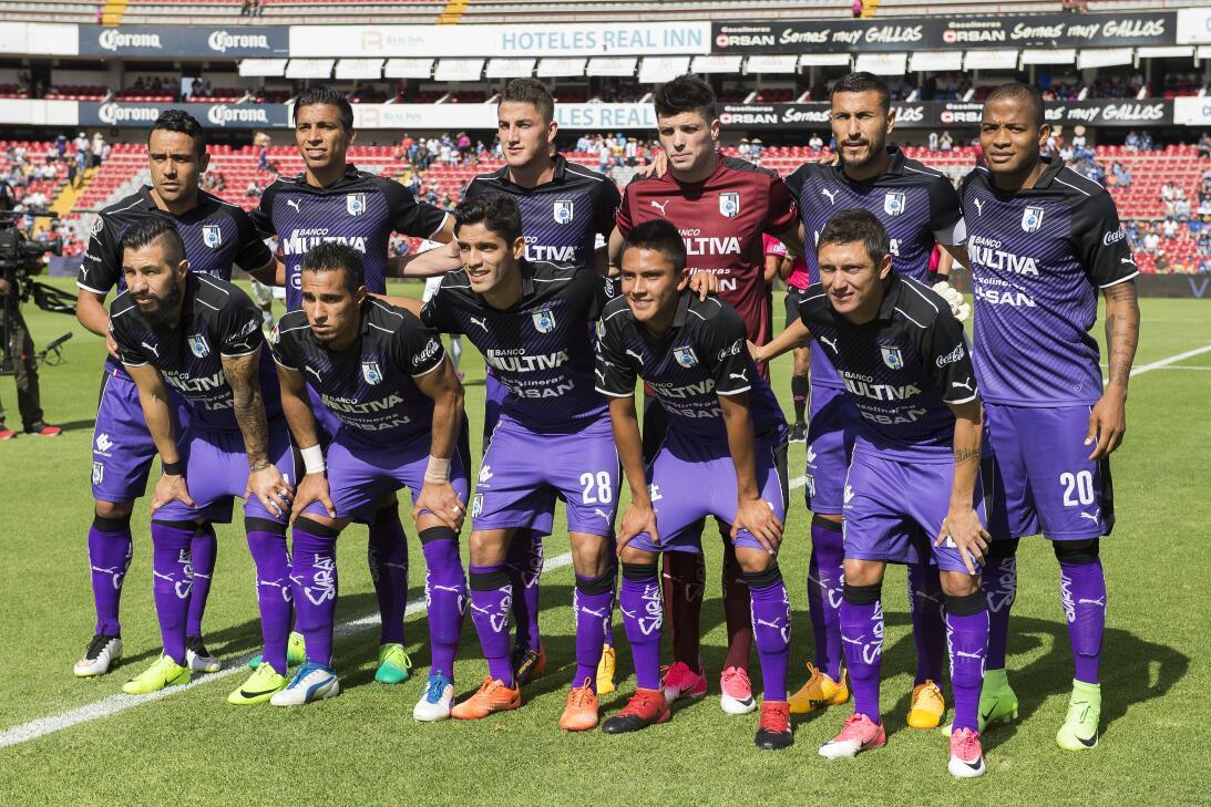 Jaguares consiguió empate con sabor a triunfo de su visita a Querétaro 2...