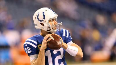 Andrew Luck, emocionado de jugar para Franck Reich en los Colts