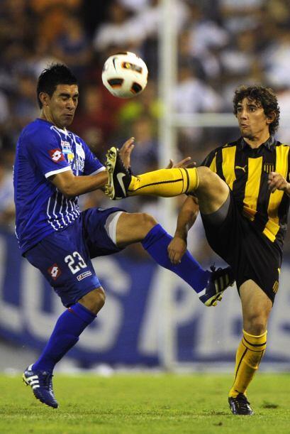Peñarol visitó Mendoza cargado de dudas para enfrentar a Godoy Cruz en p...