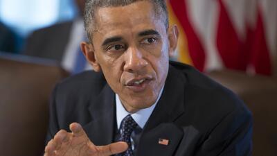 Demócratas piden al presidente Obama decreto migratorio