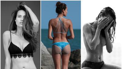 De Nicaragua para el mundo: la sensual Valeska Castillo, modelo, aficionada al deporte y a los viajes