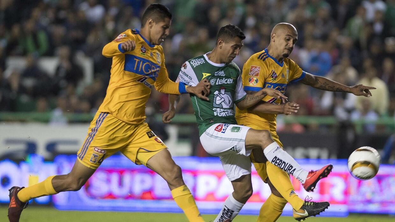 León igualó en casa con Tigres