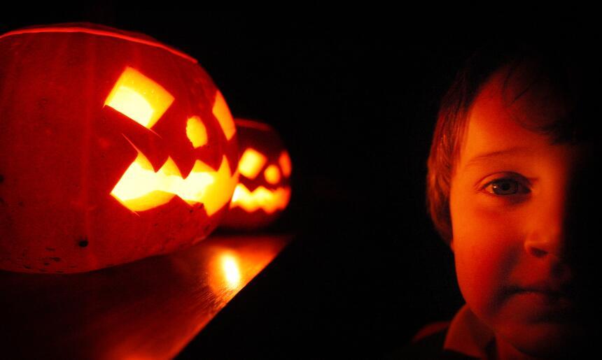 Halloween getty