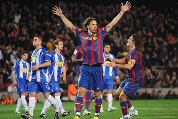 El único gol del partido lo hizo Ibrahimovic al convertir un penalti muy...