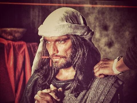 Julián Gil se encuentra filmando 'Santiago Apóstol' en Esp...