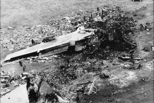 19- KLM, que protagonizó el peor accidente de la historia de la aviación...