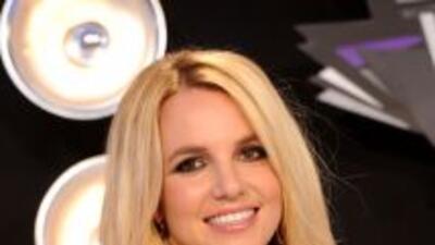 Britney, una de las artistas que sufrió por el ataque de Anonymous.