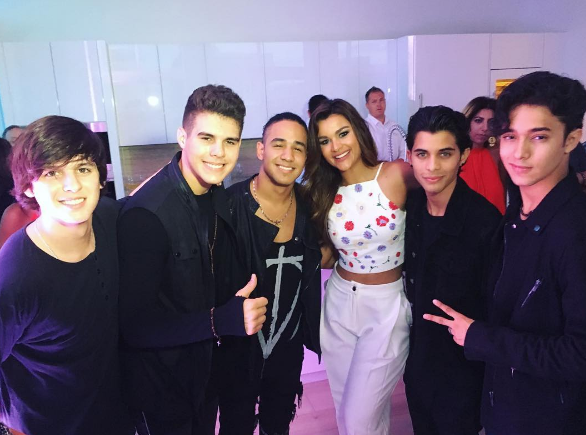 CNCO Listening Party