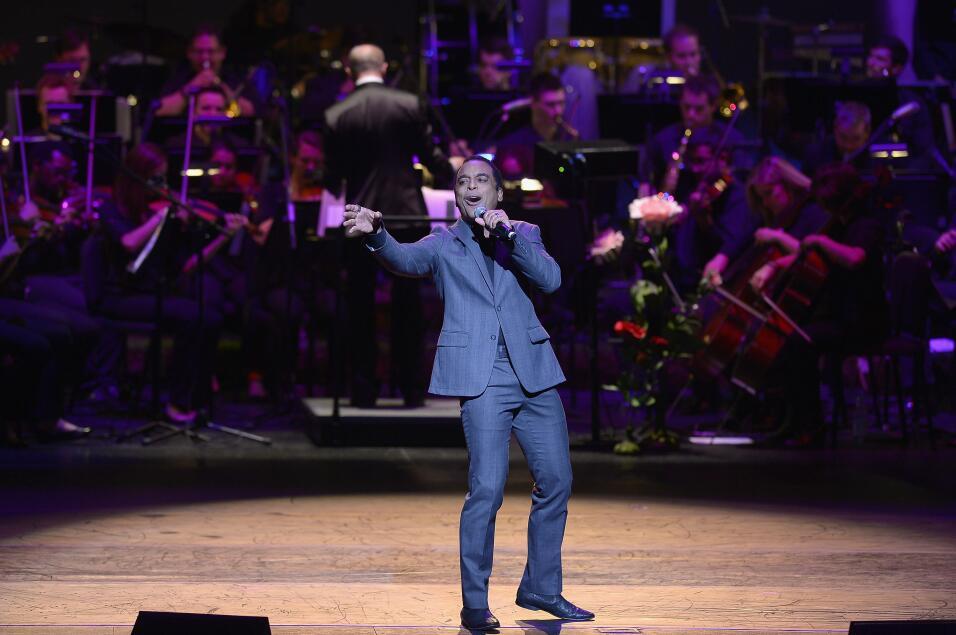 Es la primera nominación del cantante cubano, en una carrera musi...