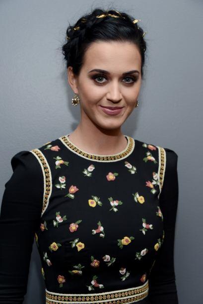 La originalidad de Katy Perry se vio reflejada cuando cambió el folclóri...