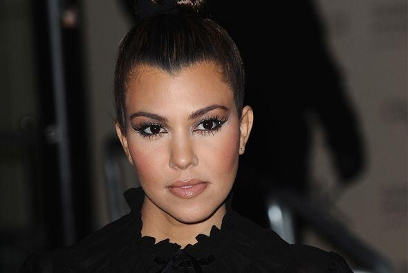 La hermana de Kim Kardashian lleva muchos años en pareja con Scott Disic...