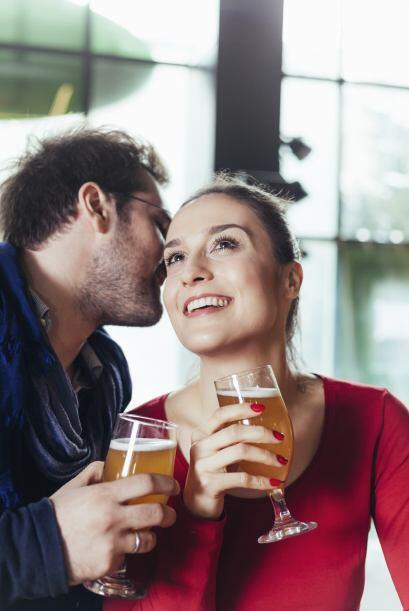 "Piensa en si todo lo bello de tu ""relación"" era real o si eran tus expec..."