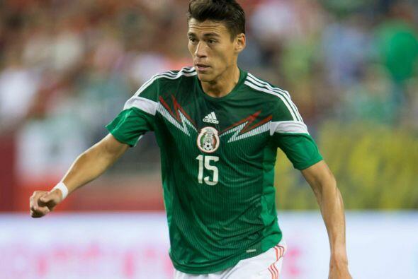 El recambio generacional de Herrera tendría de base a jugadores como Héc...