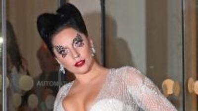 La cantante anunció su presencia en la próxima entrega de los Premios Os...