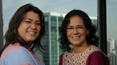 Esta pareja de mujeres fue la primera en casarse legalmente en América L...