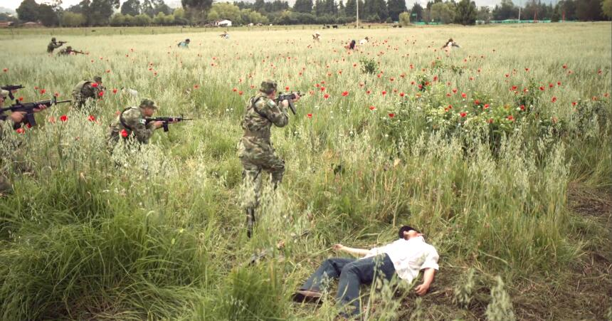 inocentes guerra El Chapo