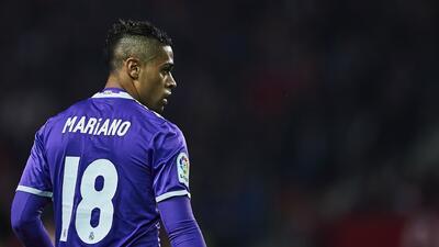 Es oficial: Mariano Díaz es el 'nuevo' refuerzo del Real Madrid