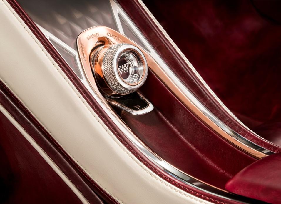 Bentley compartió en Ginebra su visión del futuro del auto de lujo eléct...