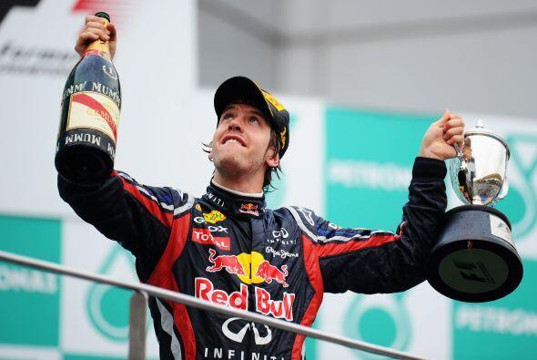Por ahora, Vettel solo tendrá una semana para prepararse para el...