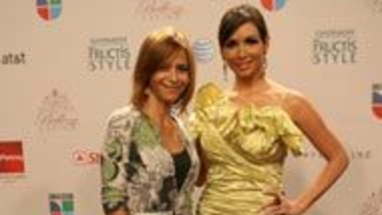 Irma Martínez es la estilista de Giselle Blondet en Nuestra Belleza Lati...