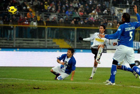 Brescia y Cesena dieron un buen partido.
