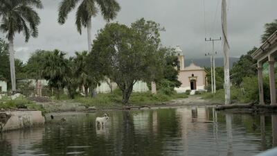 El pueblo de San Marcos.