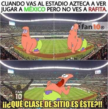 México está en el mundial, pero los memes castigan las rotaciones, alaba...
