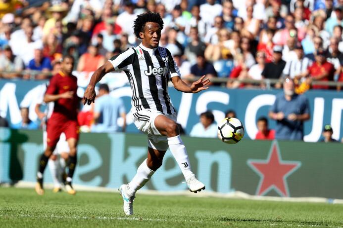 Si bien la Juventus adquirió a Juan Cuadrado en este mercado, haciendo u...