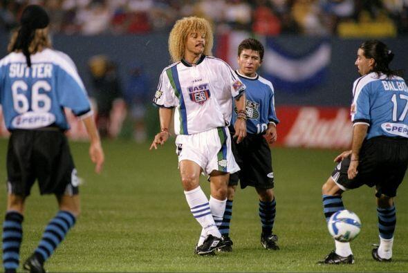 En 1997 la cuota de goles aumentó en el juego de mitad de tempora...