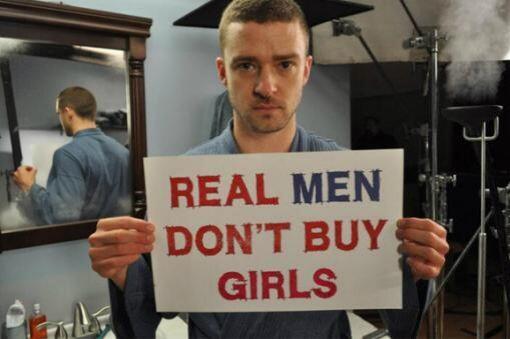 El cantante y actor Justin Timberlake no se quedó atrás y también mando...