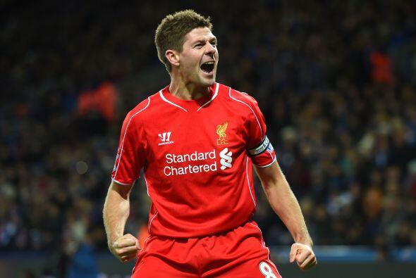 Steven Gerrard: En uno de los rumores que sonaban más irreales por la hi...