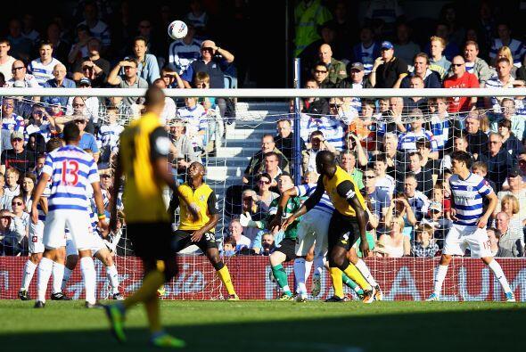 Queens Park Rangers empató frente al Blackburn Rovers.