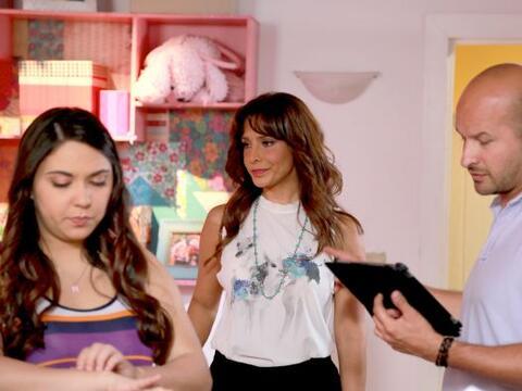 Lorena Rojas le da a vida a Verónica García en DeMente Cri...
