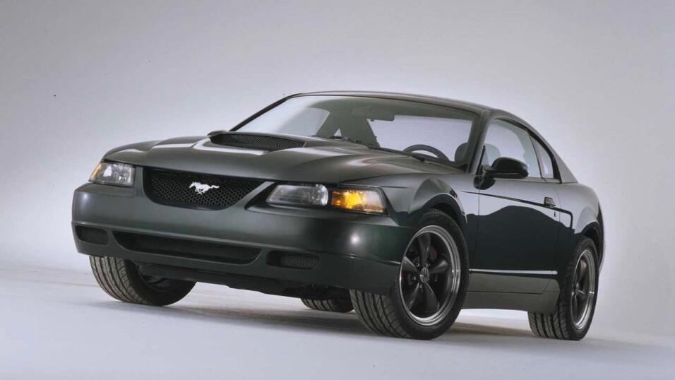 El excitante Ford Mustang Bullitt 2019 debuta en el Auto Show de Detroit...