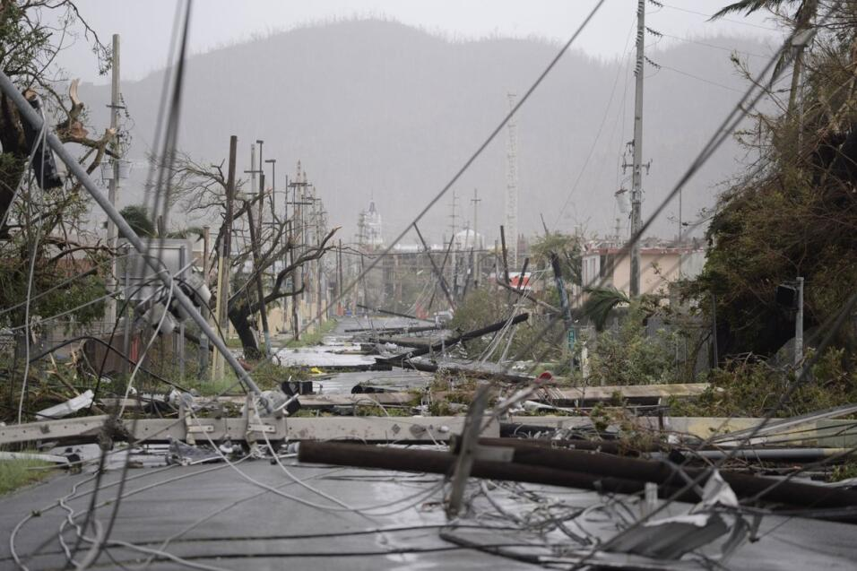 Life after Maria: Puerto Rico a month after the hurricane power-lines.jpg