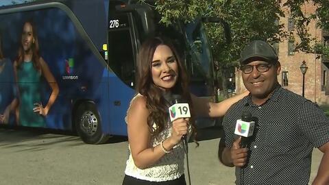 Tony Dandrades reveló sus lugares favoritos de Sacramento