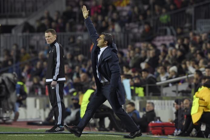 Barcelona venció a Sporting y e líder de su grupo en Champions League ge...