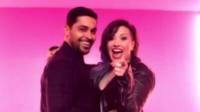 Demi Lovato estrenó su video 'I Really Don't Care' en el cual aparece su...