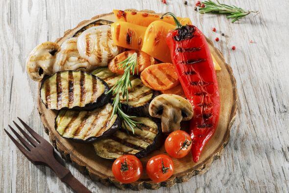 'Veg-friendly'. Aprovecha los vegetales de estación y crea rellenos deli...