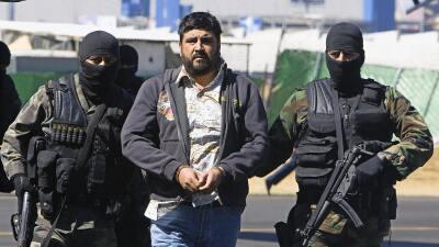 Alfredo Beltrán Leyva se declara culpable de narcotráfico en una corte d...