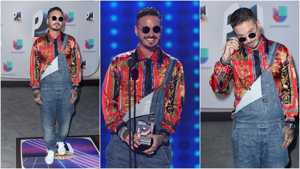 """El año pasado fue un """"Fashion Don't"""", pero este año ¿conquistará J Balvi..."""