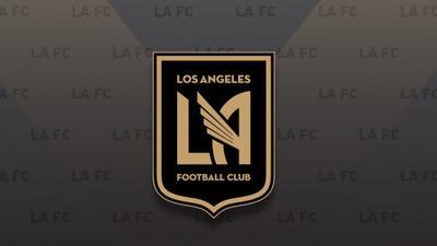 Nuevo logo de LAFC