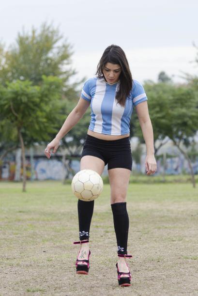 Es sabido que en Argentina todos crecen con habilidades 'especiales' par...