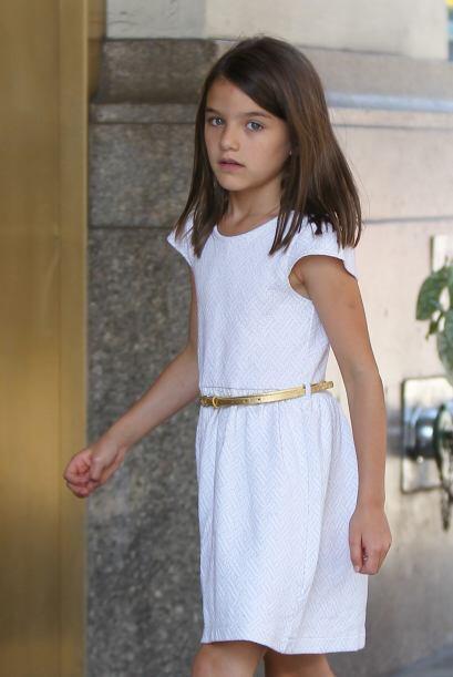 Como era de esperar, esta niña se convirtió en una de las más 'fashionis...
